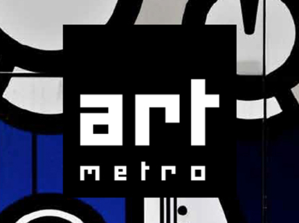ART MÉTRO // Signage