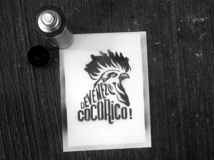COCORICO ! // Branding & App